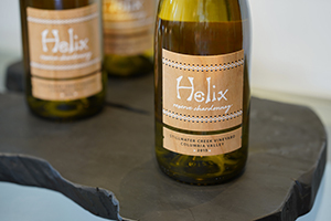 2015 Helix Reserve Chardonnay from Stillwater Creek Vineyard